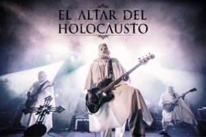 El Altal del Holocausto - boletin linkmusic 40 - música - noticias