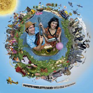 Potato Omelette band - Boletin Linkmusic 2 - noticias - música