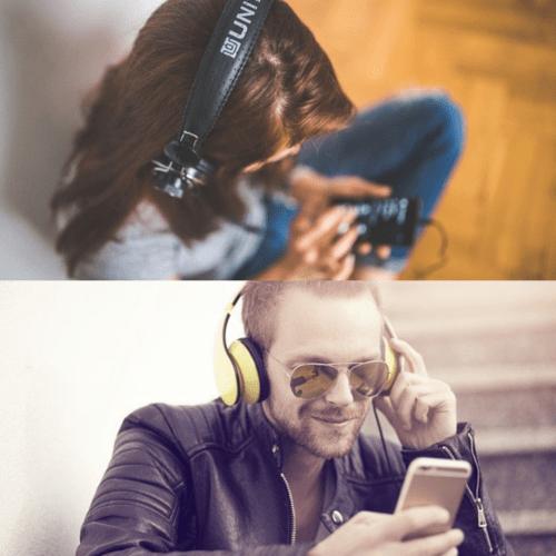 apps para músicos - linkmusic - música