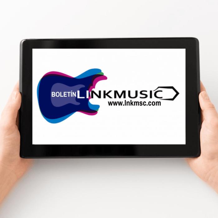 Boletín Linkmusic 35 - Noticias música