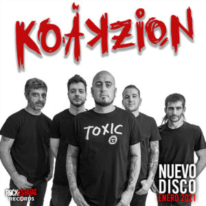 Koakzion - Boletin linkmusic 25 - rock estatal records - música