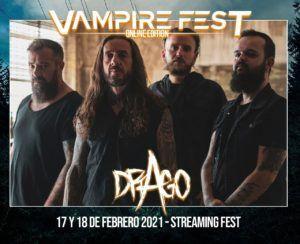 drago - vampire fest