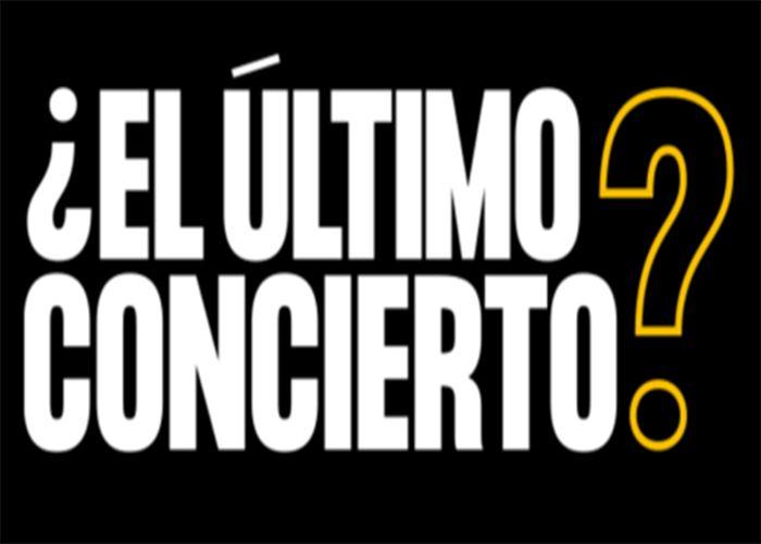 El Ultimo concierto