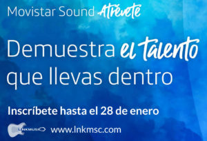 Concurso movistar sound atrévete - linkmusic - música - boletín linkmusic 26