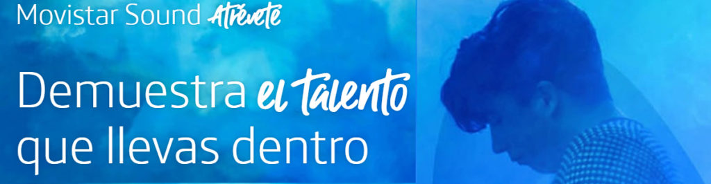 Movistar Sound Atrévete- Linkmusic