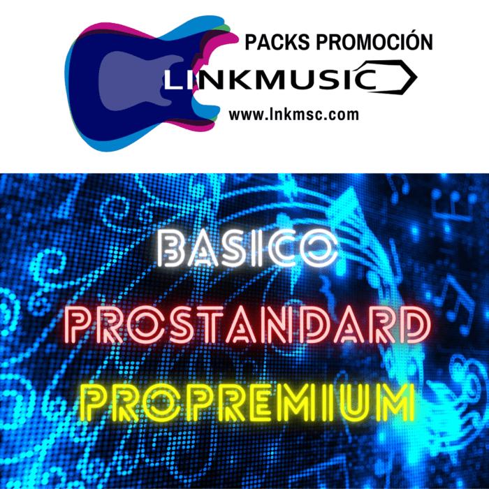 Productos de Linkmusic - promoción bandas - música