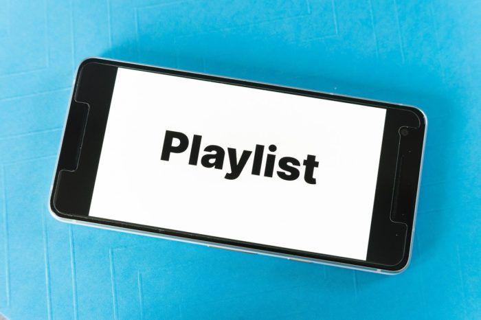 incluir tu música en playlists - Linkmusic - consejos para músicos