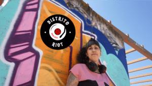 Podcast Distrito Riot - musica - vane balon - zaest podcasting - distrito uve - censo riot girl - blog sopa frita en mi cabeza